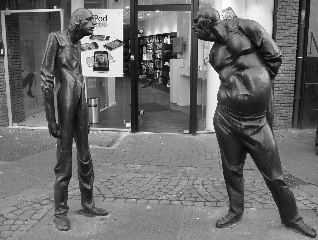 ارتباط تلقین و چاقی